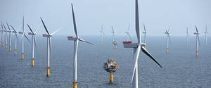 The Sheringham Shoal Offshore Wind Farm. (Photo: Alan ONeill)