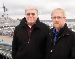 Ralph E.  Duncan, PE, Vice-President of Marine and Sean M. Hoynes, PE, Vice-President of Facilities.