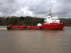 Dustin Danos (Photo: Gulf Offshore Logistics, LLC)