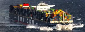 Photo coutesy of CMA CGM