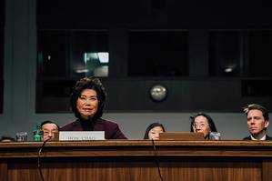 Elaine Chao (Photo: Office of President Trump)