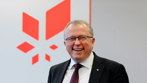 CEO Eldar Sætre (Photo: Equinor)
