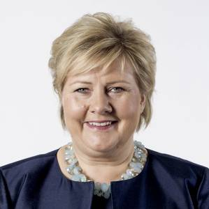 Erna Solberg (Photo: Thomas Haugersveen/Prime Ministers Office)