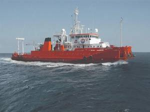 Glomar Vantage (Photo: Bibby HydroMap)