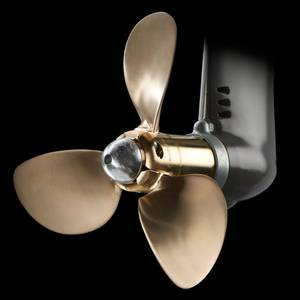 Flexofold manufactures low-drag folding propellers for sailboats and multihull yachts (Photo: Flexofold)
