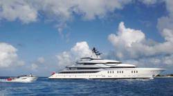 Superyacht Tango: Photo courtesy Feedship