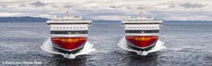 Photo: International Maritime Organization @Fjord Lines/Espen Gees