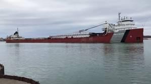 GRT Lakes John G Munson CREDIT Great Lakes Fleet