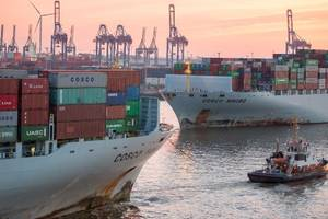 Photo: Port of Hamburg, © Glaubitt