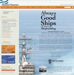 Image www.marinersmuseum.org/exhibitions/nn125