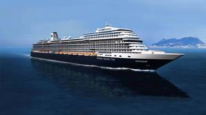 ms Koningsdam (Photo: Holland America Line)