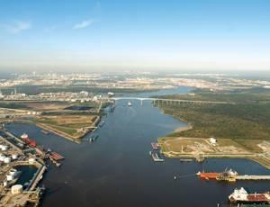 File photo: Port of Houston Authority