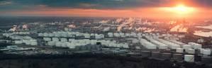 The port of Houston Refining complex (CREDIT: AdobeStock / © Irina K