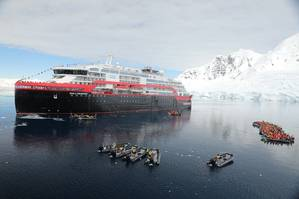 Image: Hurtigruten