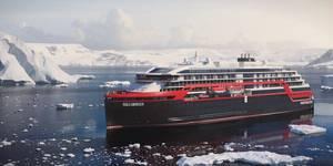 Pic: Hurtigruten