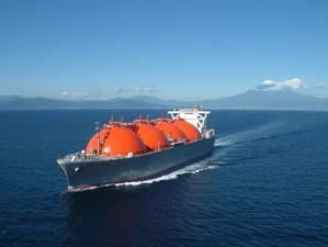 LNG Carrier: Photo credit CCL2