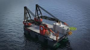 SSCV Sleipnir (Image: Heerema Marine Contractors)