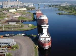 Photo: Fraser Shipyards, Inc.