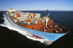 Gerd Maersk: Photo credit Maersk