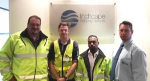The ISS South Africa operations team will support PGS, a leading geophysical services company.