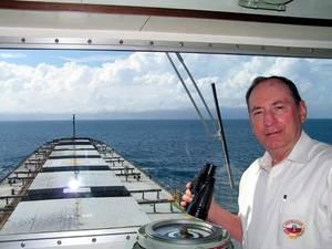 Captain John Foley