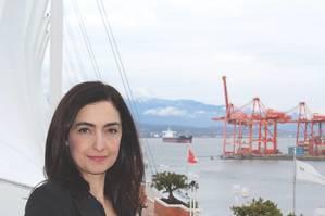 Kaity Arsoniadis-Stein, Executive Director of the VIMC (Photo: VIMC)