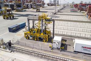 Photo: Cargotec Finland Oy