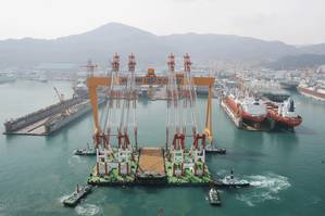 Image: Daewoo Shipbuilding & Marine Engineering Co