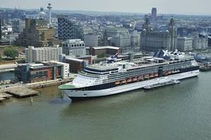 Photo: Liverpool Cruise Terminal