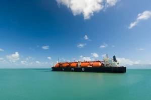 An LNG Tanker - Image by donvictori0 - AdobeStock