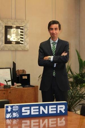 Luis García (Photo: SENER)