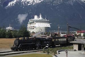 (Photo courtesy White Pass & Yukon Route)