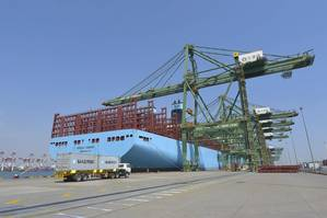 Madrid Maersk (Photo: Maersk Line)