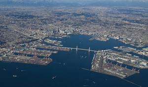 Courtesy of Yokohama - Port & Harbor Bureau