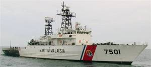 Image by Malaysian Maritime Enforcement Agency (MMEA)