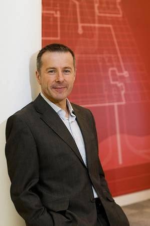 Colin Manson, CEO of Xodus Group