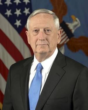 U.S. Defense Secretary James Mattis  (Photo: U.S. Department of Defense)