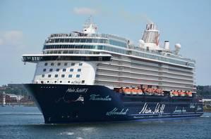 Mein Schiff 5 (Port of Kiel)
