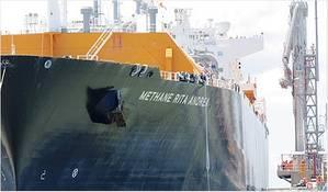 Methane Rita Andrea (Photo: BG Group)