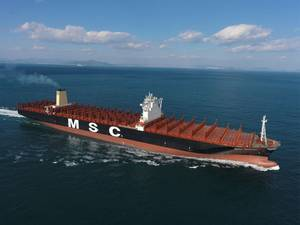 MSC Oscar (Photo courtesy of MSC)