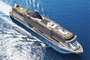 Image courtesy of MSC Cruises