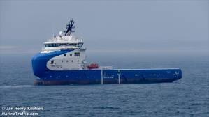 A Hermitage offshore vessel - Credit: Jan Henry Knutsen / MarineTraffic