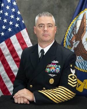 Fleet Master Chief Bill Smalts, U.S. Navy (Photo: U.S. Navy)