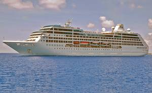 Ocean Princess (Photo: Princess Cruises)