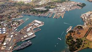 Pearl Harbor Naval Shipyard and Intermediate Maintenance Facility (Photo: U.S. Navy)