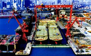 Photo: China Shipbuilding Industry Corporation
