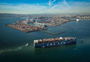 Photo: Port of Long Beach