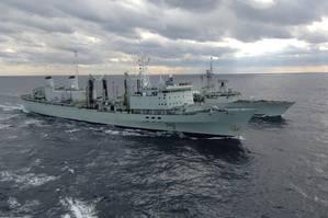 HMCS Preserver: Photo RCN