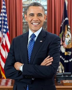 U.S. President Barack Obama (Official White House photo)