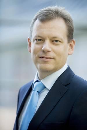 Roger Holm, President, Wärtsilä Marine Solutions (CREDIT: Wärtsilä)